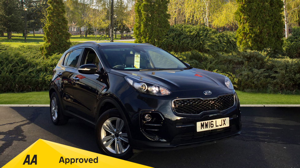 Kia Sportage 1.7 CRDi ISG 2 5dr Diesel Estate (2016) at Bolton Motor Park Abarth, Fiat and Mazda thumbnail image