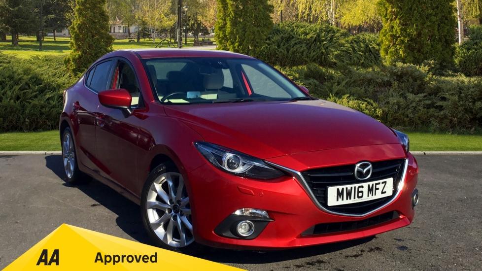 Mazda 3 2.0 Sport Nav 4dr Saloon (2025) image
