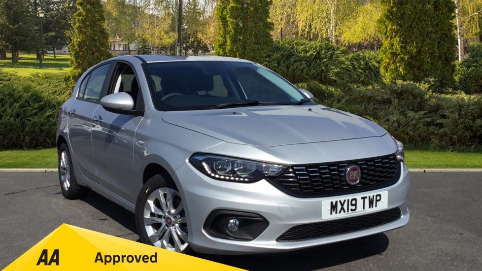 Fiat Tipo 1.6 Multijet Easy Plus 5dr Diesel Hatchback (2019)