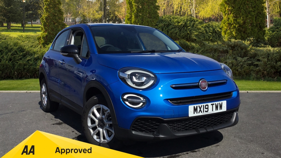 Fiat 500X 1.6 E-torQ Urban 5dr Hatchback (2019) at Bolton Motor Park Abarth, Fiat and Mazda thumbnail image