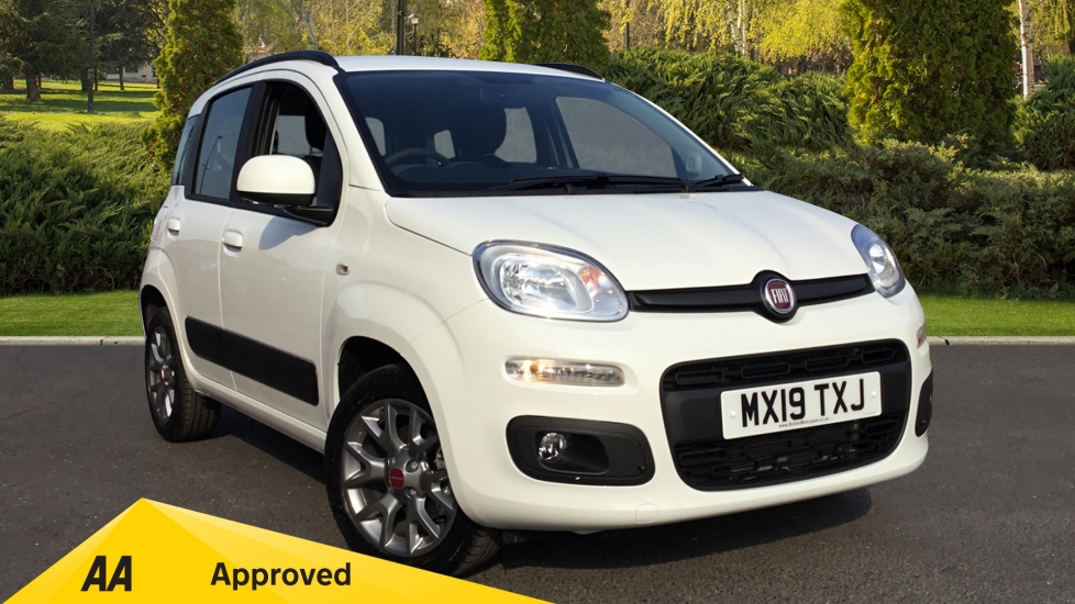 Fiat Panda 1.2 Lounge 5dr Hatchback (2019) at Bolton Motor Park Abarth, Fiat and Mazda thumbnail image