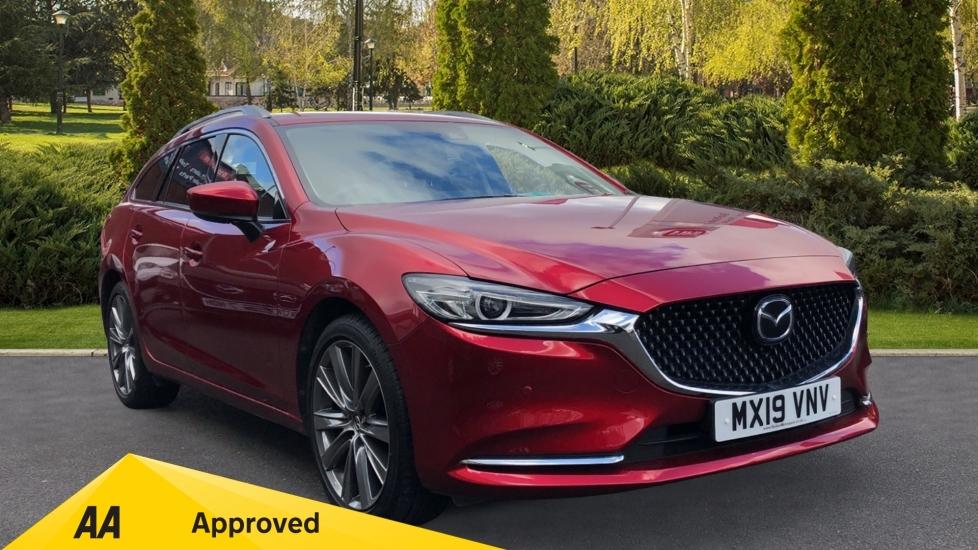 Mazda 6 2.0 Sport Nav+ 5dr Estate (2019)