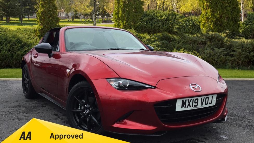 Mazda MX-5 1.5 [132] SE-L Nav+ 2dr Convertible (2019) at Bolton Motor Park Abarth, Fiat and Mazda thumbnail image