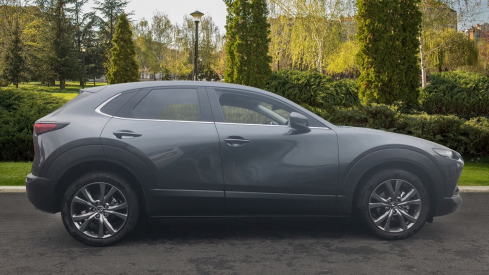 Mazda CX-30 2.0 Skyactiv-X MHEV Sport Lux, Heads Up Display, Heated Seats, Cruise Control image 5