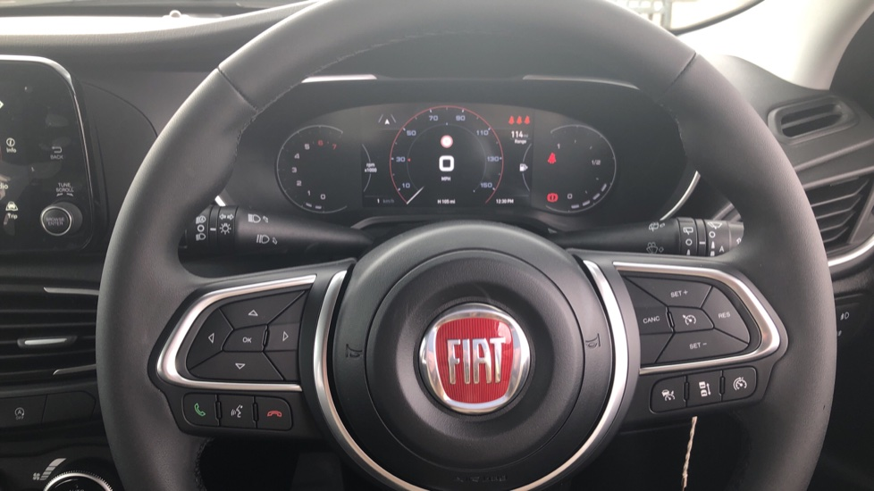 Fiat Tipo 1.0 Life 5dr UConnect, Multifunctional Steering Wheel, climate Control image 24