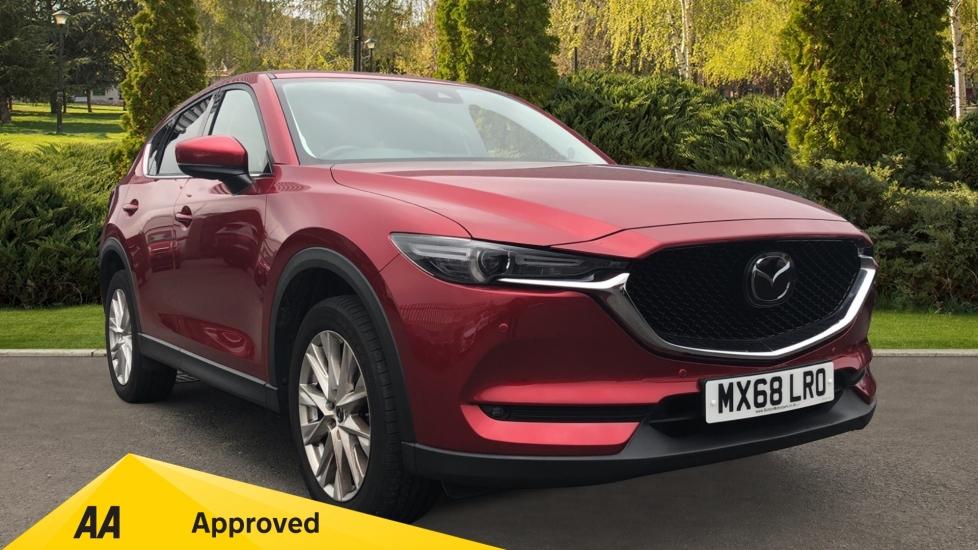 Mazda CX-5 2.0 Sport Nav+ 5dr Estate (2018) image