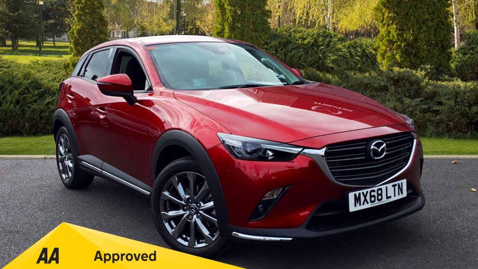 Mazda CX-3 2.0 Sport Nav + 5dr AWD Hatchback (2018) at Bolton Motor Park Abarth, Fiat and Mazda thumbnail image