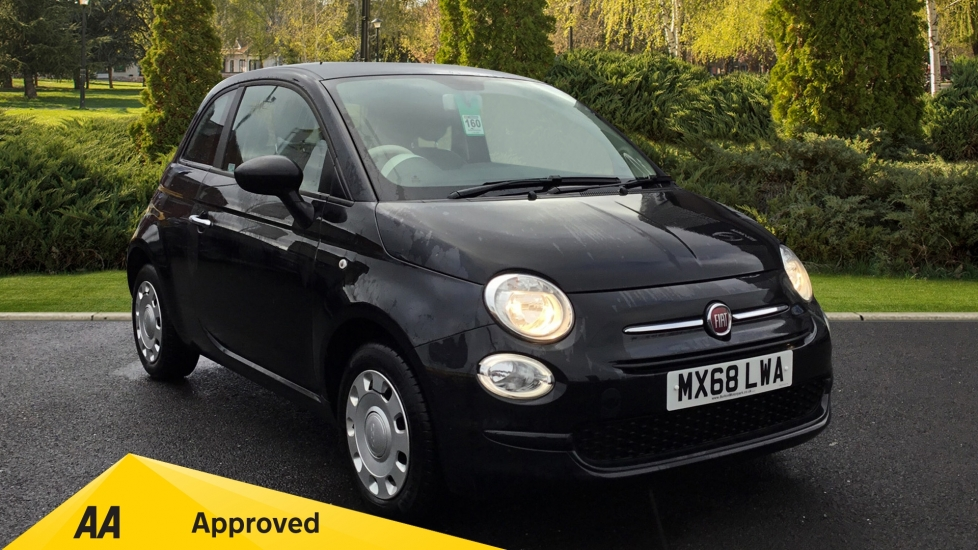 Fiat 500 1.2 Pop 3dr Hatchback (2019)