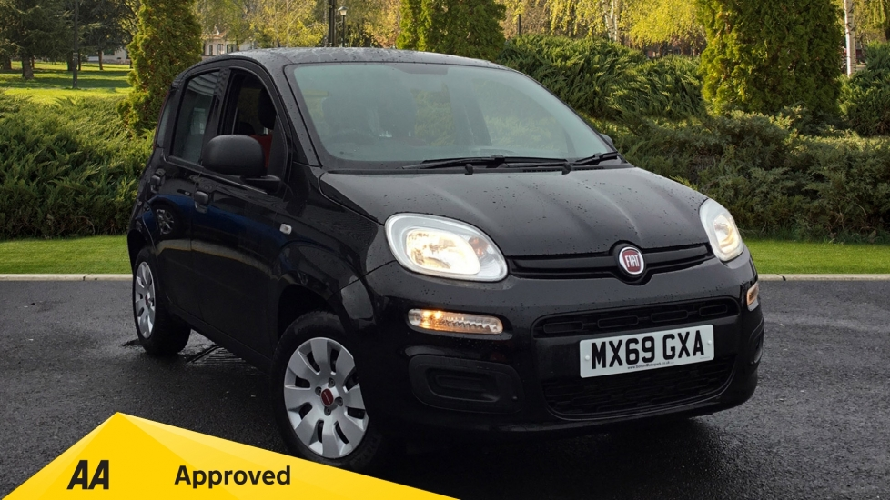 Fiat Panda 1.2 Pop 5dr Hatchback (2019)