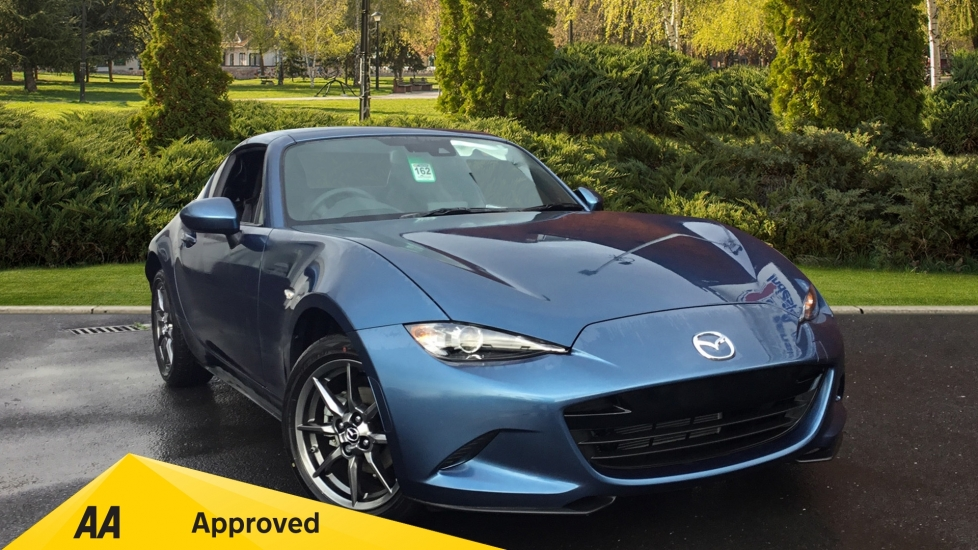 Mazda MX-5 RF 1.5 [132] Sport Nav+ 2dr Convertible (2019)