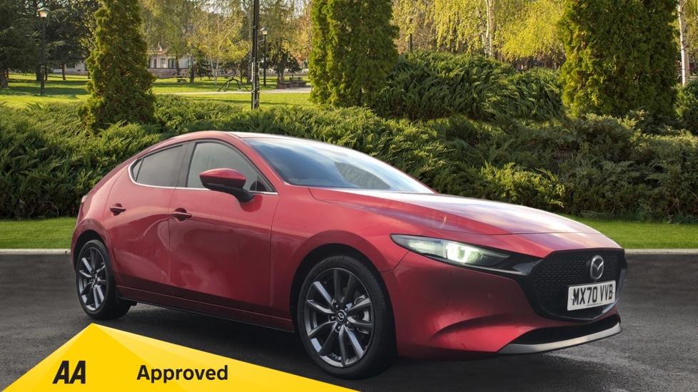 Mazda 3 1.8 Skyactiv-D Sport Lux 5dr image 1