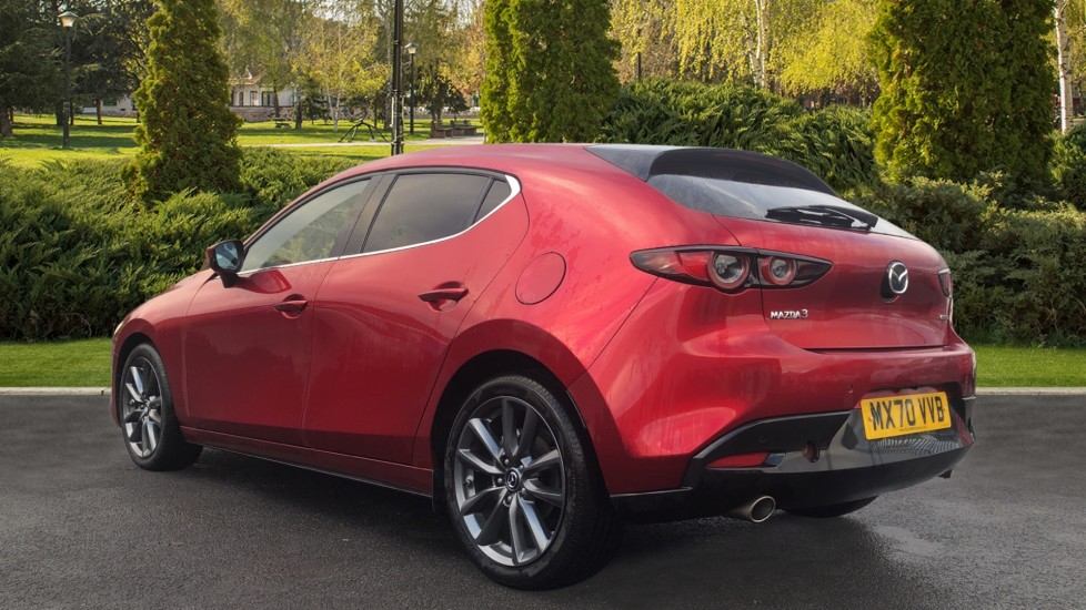 Mazda 3 1.8 Skyactiv-D Sport Lux 5dr image 2