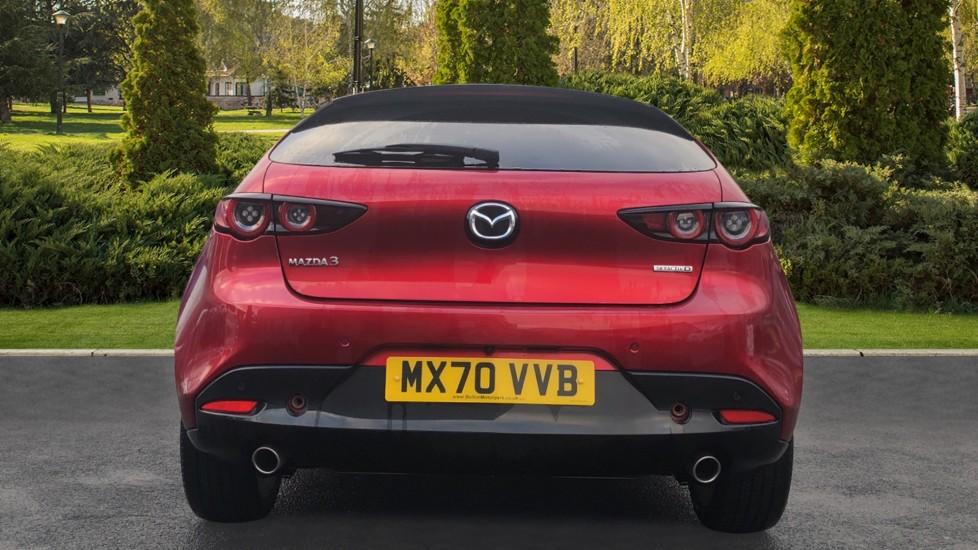 Mazda 3 1.8 Skyactiv-D Sport Lux 5dr image 6