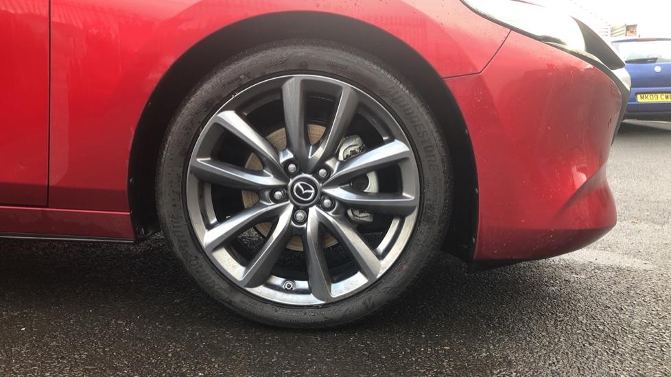 Mazda 3 1.8 Skyactiv-D Sport Lux 5dr image 8