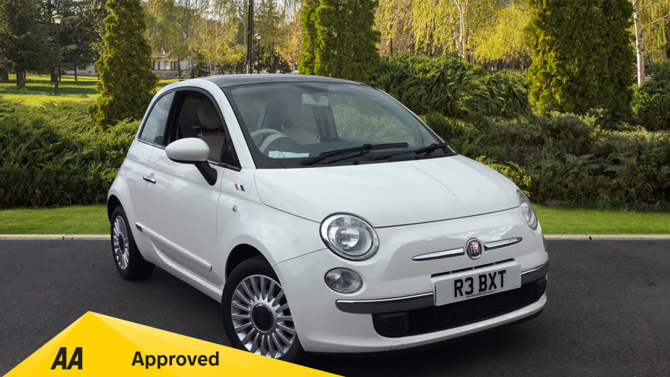 Fiat 500 1.2 Lounge 3dr [Start Stop] Hatchback (2011) image