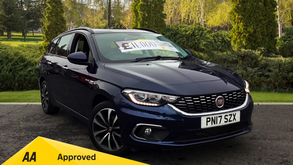 Fiat Tipo STATION WAGON T-Jet [120] Lounge EX-Demonstrator 1.4 5 door Estate (2017) image