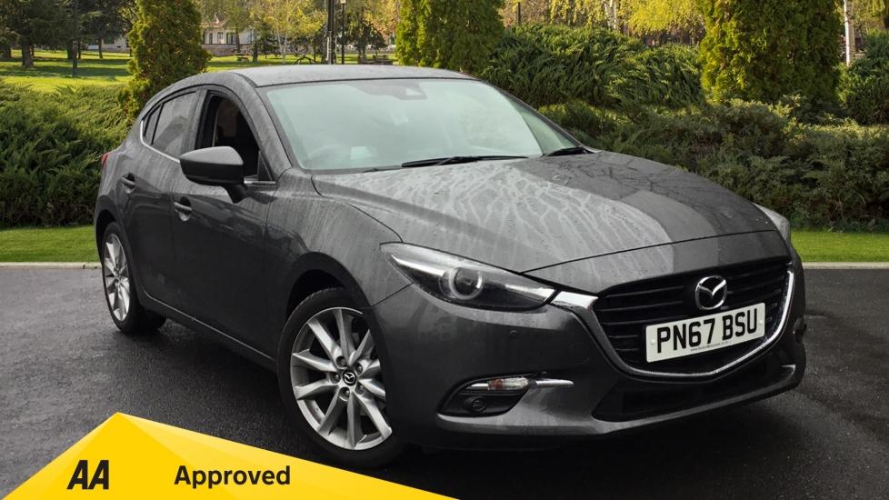 Mazda 3 2.0 Sport Nav Automatic 5 door Hatchback (2017) image