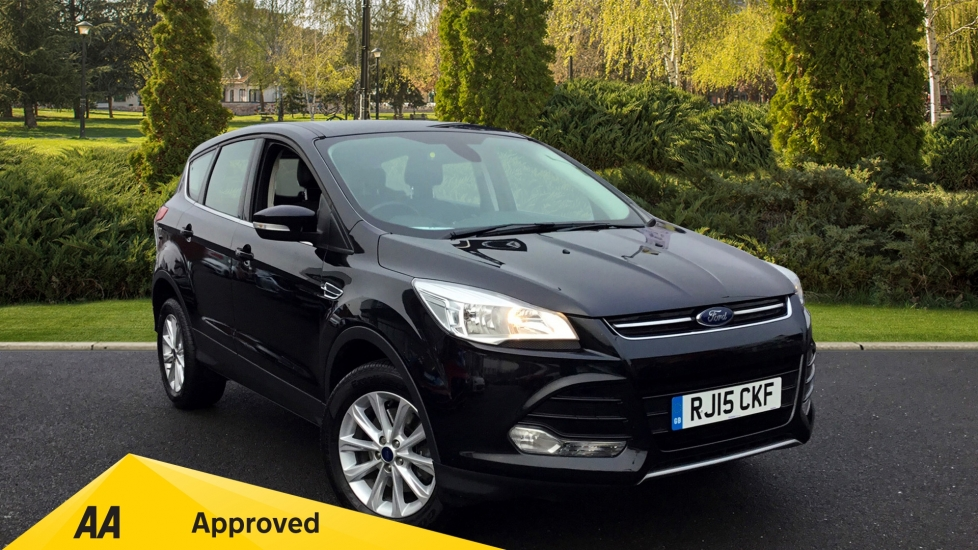 Ford Kuga 2.0 TDCi 150 Titanium 2WD Diesel 5 door Estate (2015) image
