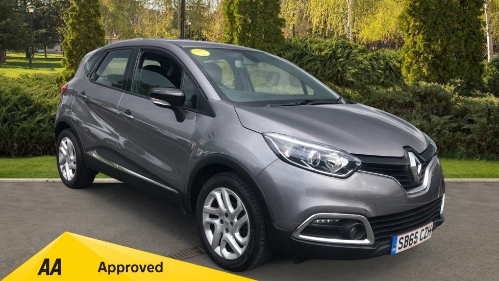 Renault Captur 0.9 TCE 90 Dynamique Nav 5dr Hatchback (2015)