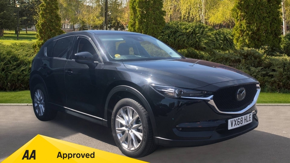 Mazda CX-5 2.2d Sport Nav+ 5dr, Rear Parking Camera, Heated Seats, Bluetooth Connectivity/ UConnect Diesel Estate (2018) image