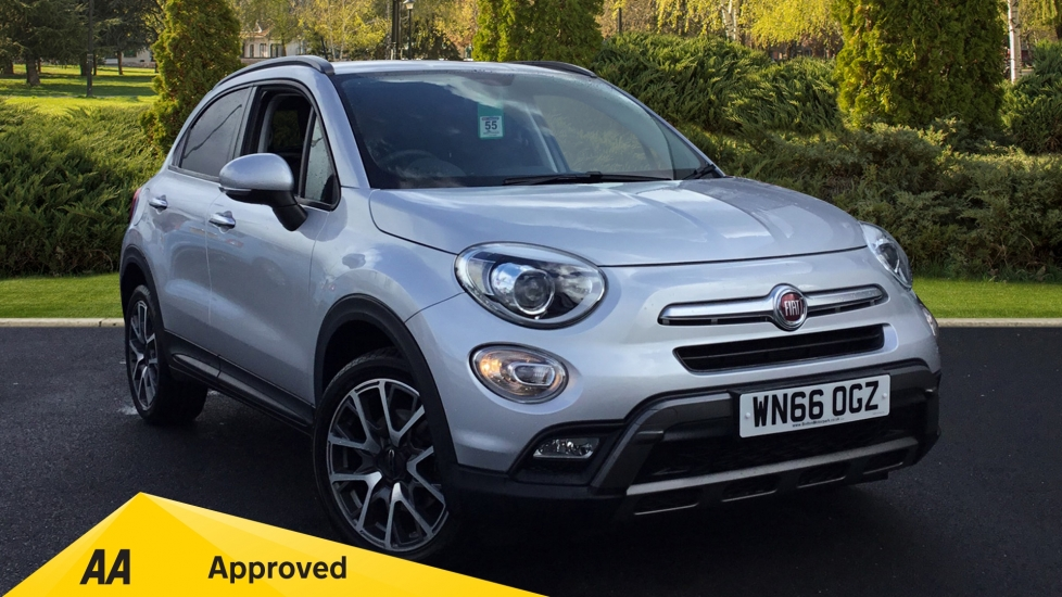 Fiat 500X 1.6 Multijet Cross Plus 5dr Diesel Hatchback (2016)