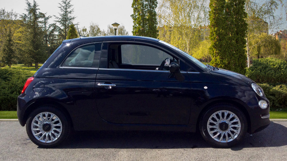 Fiat 500 1.2 Lounge 3dr Hatchback (2017) at Warrington Motors Fiat