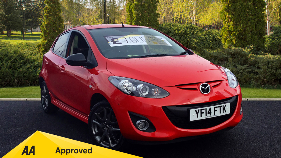 Mazda 2 1.3 Sport Colour Edition 5dr Hatchback (2014) image