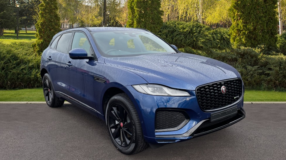 Jaguar F-PACE 2.0 D200 R-Dynamic S AWD Diesel Automatic 5 door Estate