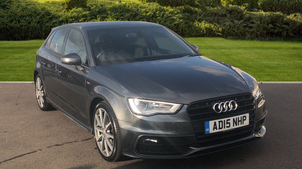 Audi A3 1.4 TFSI 150 S Line S Tronic Automatic 5 door Hatchback (2015) image