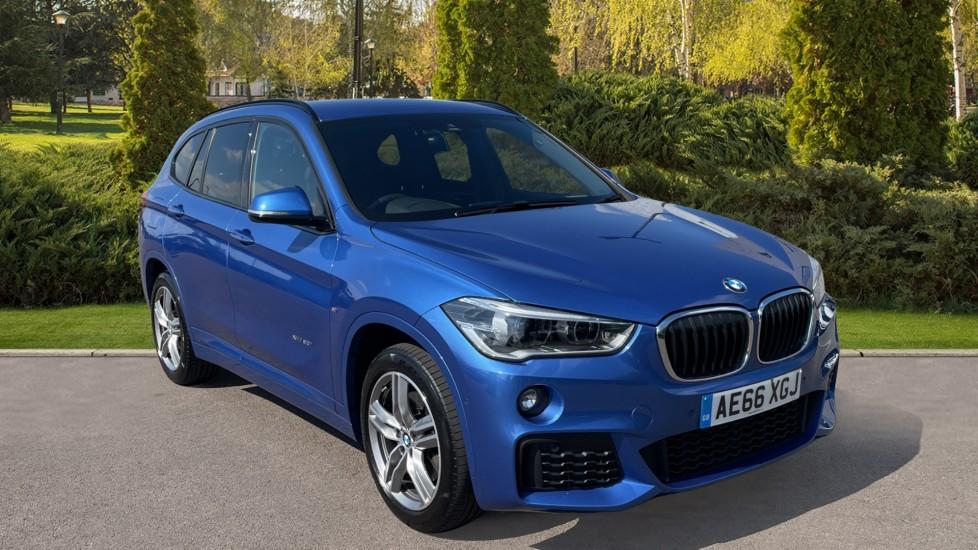 BMW X1 xDrive 20i M Sport 5dr Step 2.0 Automatic 4x4