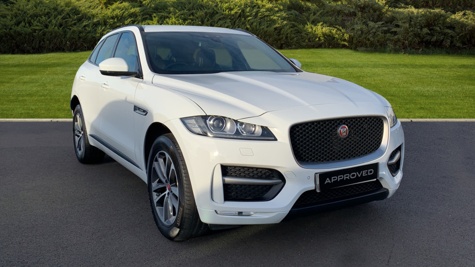 Jaguar F-PACE 2.0d R-Sport 5dr Diesel Automatic Estate (2018)