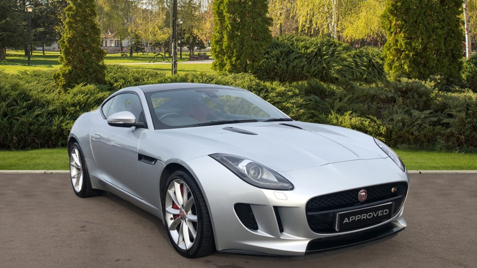 Jaguar F-TYPE 3.0 Supercharged V6 S 2dr Automatic Coupe (2015)