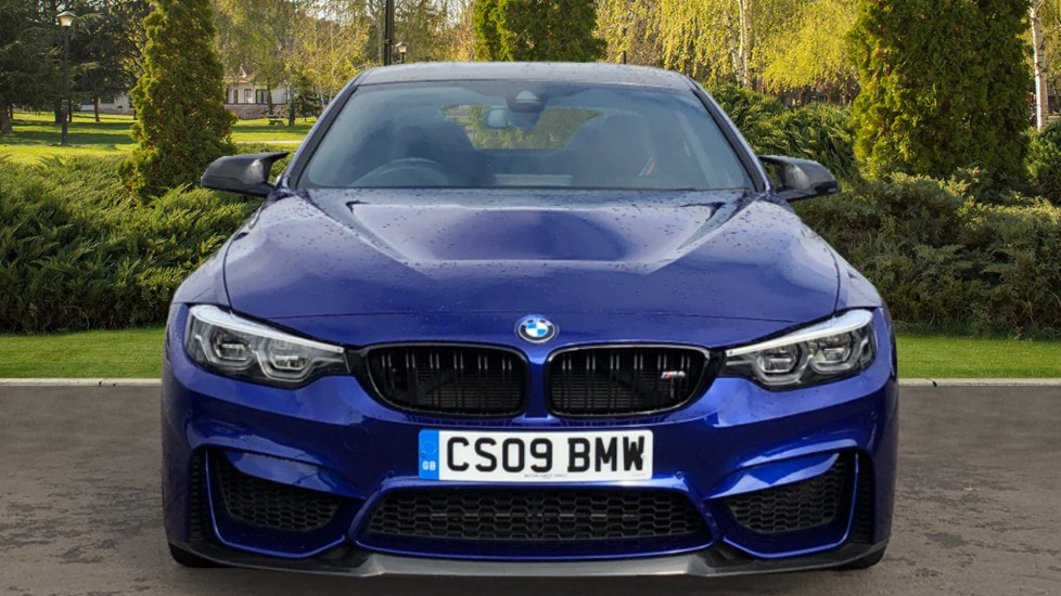 BMW M4 CS 2dr DCT image 7