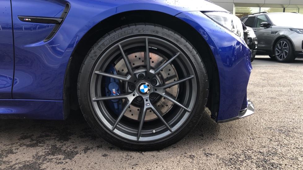 BMW M4 CS 2dr DCT image 8