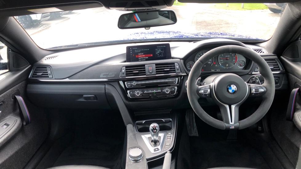 BMW M4 CS 2dr DCT image 9