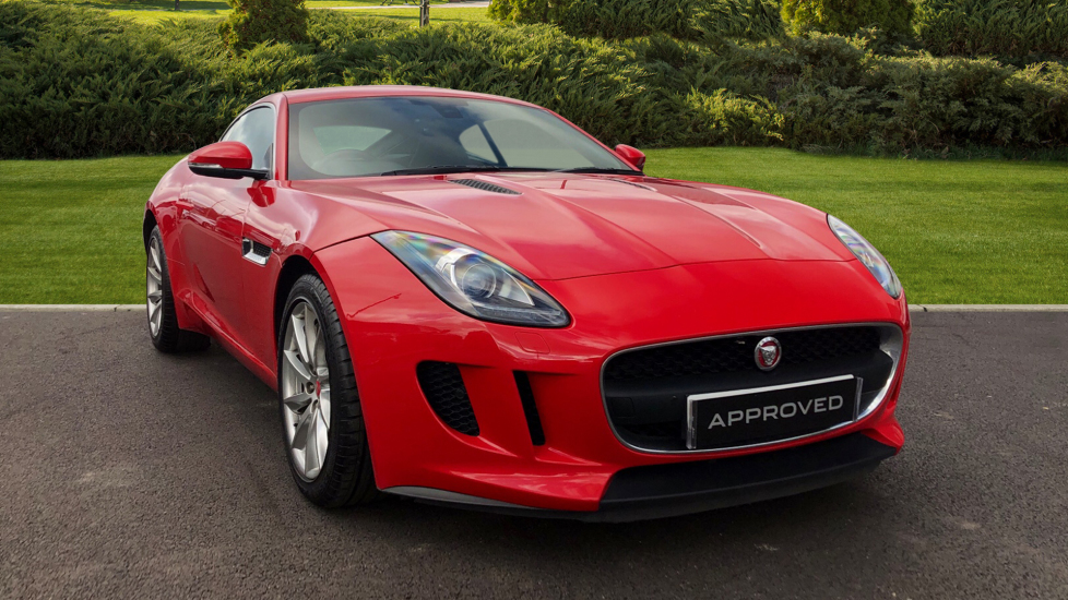 Jaguar F-TYPE 3.0 Supercharged V6 2dr Automatic 3 door Coupe (2014) image