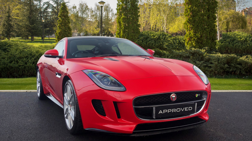 Jaguar F-TYPE 5.0 Supercharged V8 R 2dr Automatic 3 door Coupe (2014) image