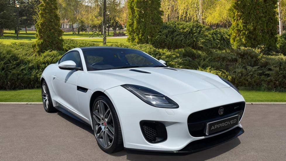 Jaguar F-TYPE 3.0 [380] Supercharged V6 R-Dynamic 2dr Automatic Coupe