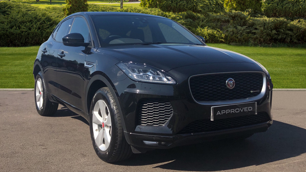 Jaguar E-PACE 2.0 R-Dynamic S 5dr Automatic Estate (2018) image