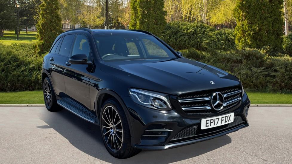 Mercedes-Benz GLC-Class GLC 220d 4Matic AMG Line Prem Plus 5dr 9G-Tronic 2.1 Diesel Automatic 4x4