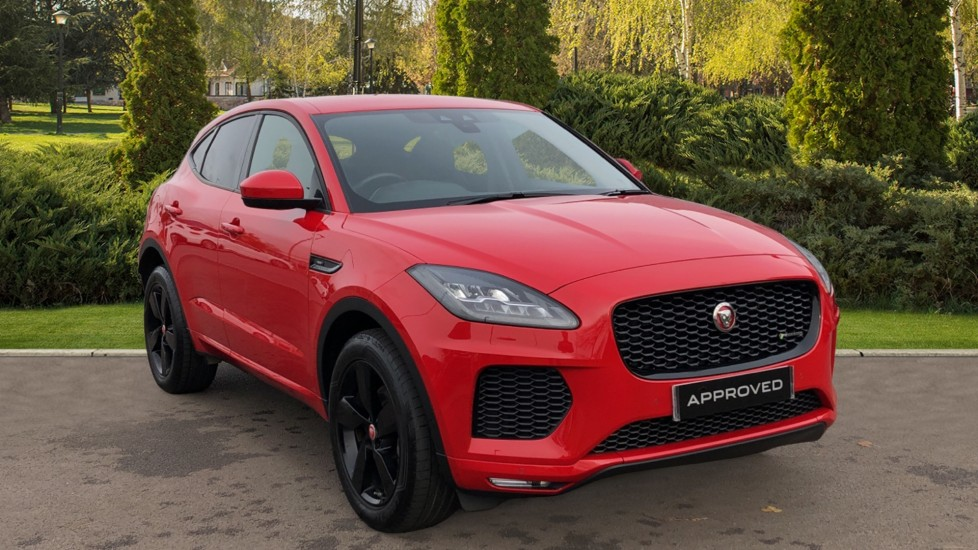 Jaguar E-PACE 2.0d R-Dynamic SE 5dr Diesel Automatic Estate (2018)