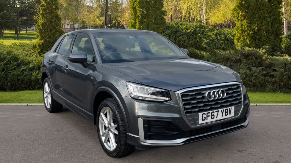 Audi Q2 1.4 TFSI S Line S Tronic Apple CarPlay and Android Auto Automatic 5 door 4x4 (2017)