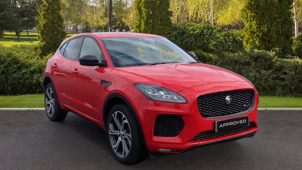 Jaguar E-PACE 2.0 First Edition 5dr Automatic Estate (2018) image