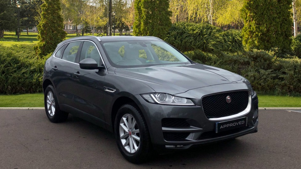 Jaguar F-PACE 2.0 Prestige 5dr AWD Automatic Estate (2017)