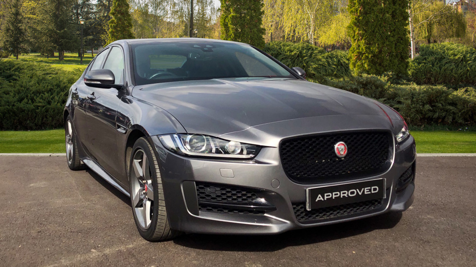 Jaguar XE 2.0 R-Sport Automatic 4 door Saloon (2015) image
