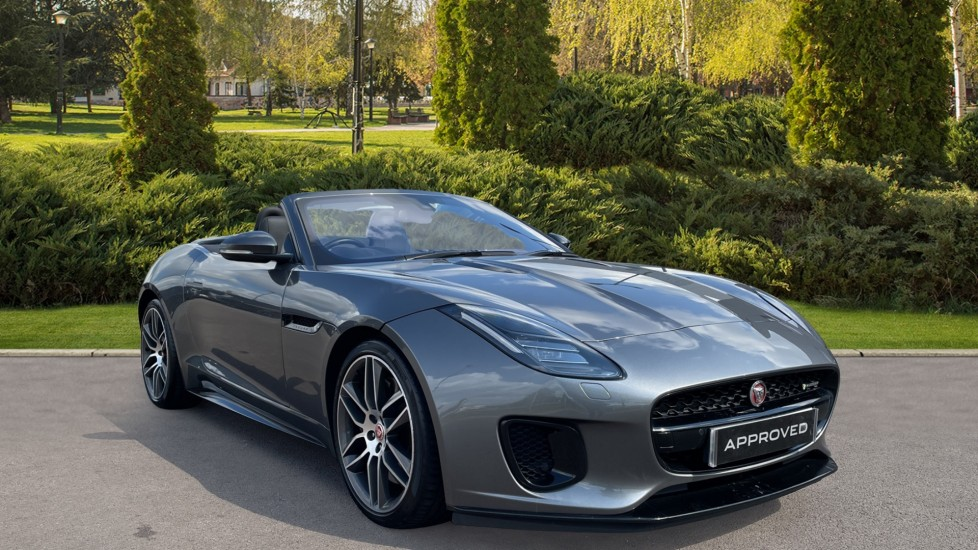 Jaguar F-TYPE 3.0 [380] Supercharged V6 R-Dynamic 2dr Automatic Convertible