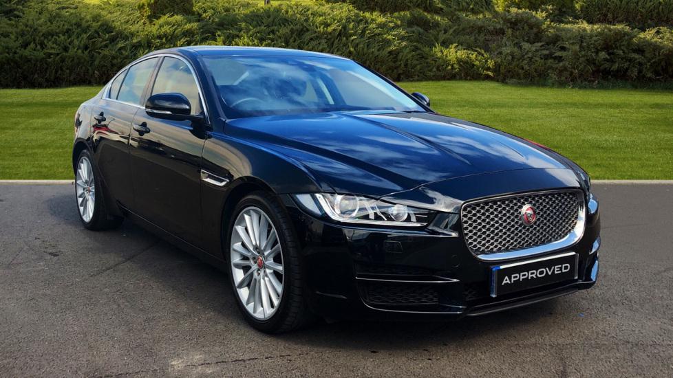 Jaguar XE 2.0d [180] Portfolio Diesel Automatic 4 door Saloon (2017)