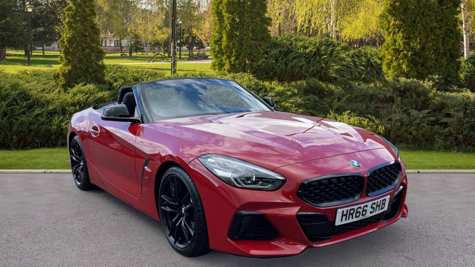 BMW Z4 sDrive M40i with Heated Seats and Active Cruise Control 3.0 Automatic 2 door Roadster