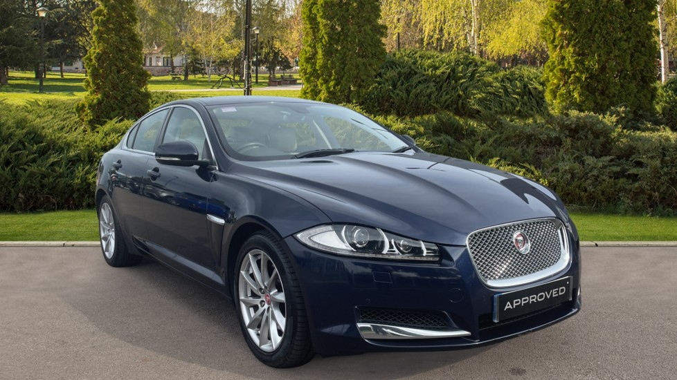 Jaguar XF 3.0d V6 Premium Luxury [Start Stop] Configurable Ambient Interior Lighting, Keyless Entry Diesel Automatic 4 door Saloon