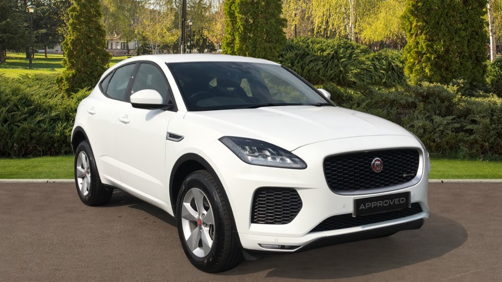 Jaguar E-PACE 2.0 R-Dynamic S 5dr with Electric Seats and Rear Camera Automatic Estate
